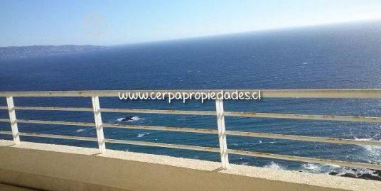 (Cod 032) Arriendo Reñaca Cumbre Vista Mar